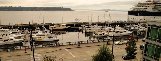 BellHarborMarina 12 Sleeping in Seattle