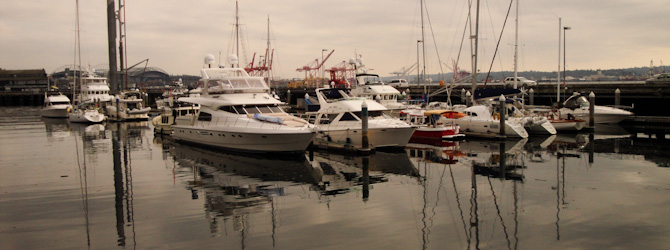 BellHarborMarina 2 Sleeping in Seattle