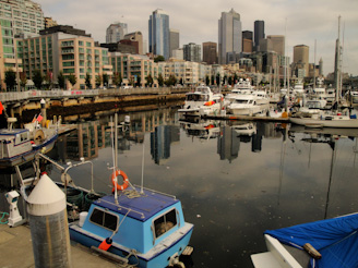 BellHarborMarina 30 Sleeping in Seattle