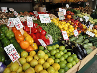 PikePlaceMarket 33 Then Comes the Produce