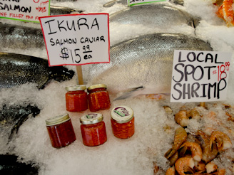 PikePlaceMarket 67 On a Mission... First Comes the Fish