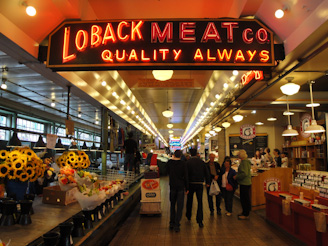 PikePlaceMarket 71 Next... Everything In between
