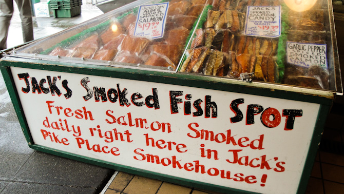 PikePlaceMarket 75 On a Mission... First Comes the Fish