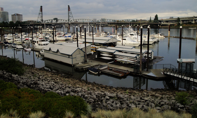 Portland 19 1 River View Marina – Portland, Oregon