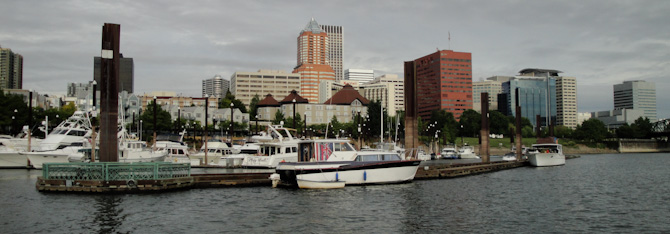 Portland 211 1 River View Marina – Portland, Oregon