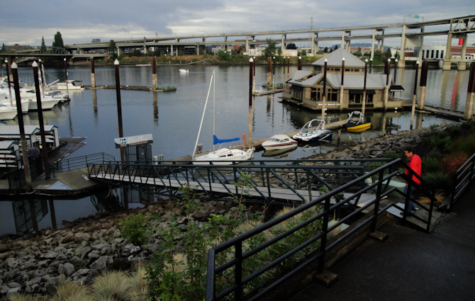 Portland 23 1 River View Marina – Portland, Oregon