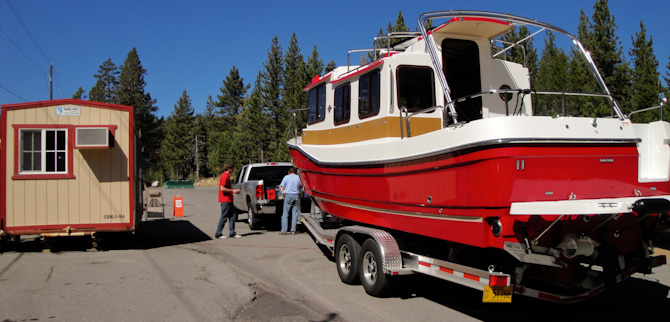 BoatInspection 3 Lake Tahoe Takes Its Clean Water Seriously