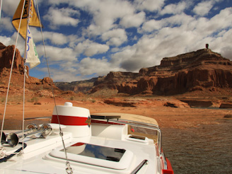 DryRockCreekCanyon 63 Dry Rock Creek Canyon   Lake Powell