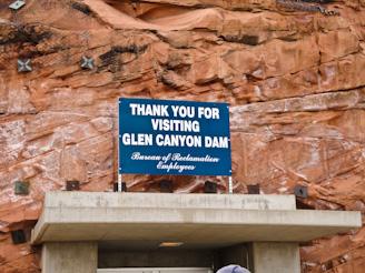 GlenCanyonDam 34 Glen Canyon Dam