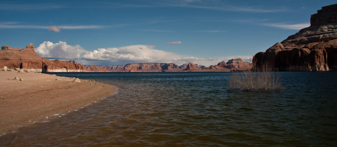 Padre Bay Canyon, Lake Powell