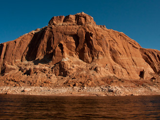 ToDryRockCreekCanyon 51 Dry Rock Creek Canyon   Lake Powell