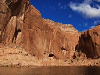 ToDryRockCreekCanyon 971 Dry Rock Creek Canyon   Lake Powell