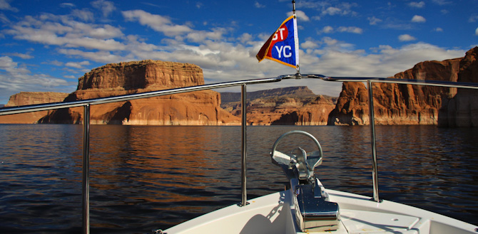 Cruising, Dry Rock Creek Canyon, Lake Powell