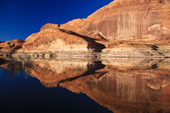 Cottonwood Canyon, Lake Powell