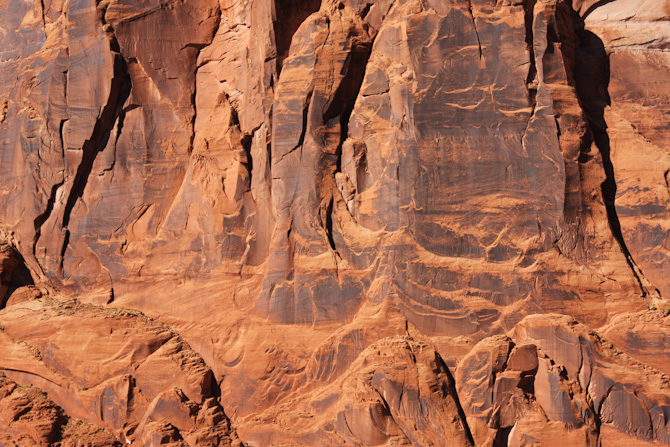 Davis LewellenGulch 12 Canyon Walls of Lake Powell