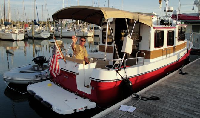 Kismet at Gulfport Marina