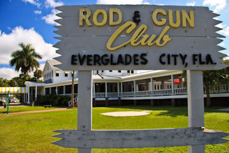 RodGunClub 26 Going Back in Time at Everglade Citys Rod and Gun Club