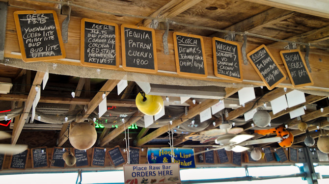 KeysFisheries 15 Happy Hour Special – Stone Crabs at Keys Fisheries