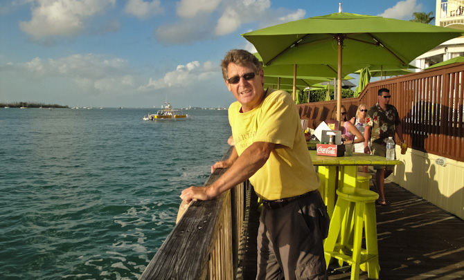 Jim, Key West, Florida