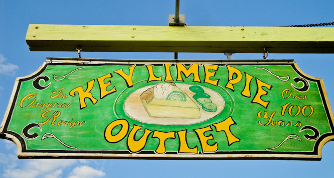 Key Lime Pie Outlet
