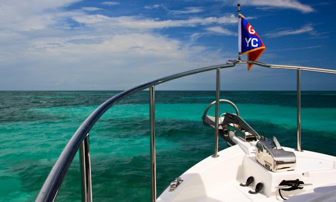 Kismet Cruising Florida Flats