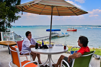 Kismet In Torch Lake