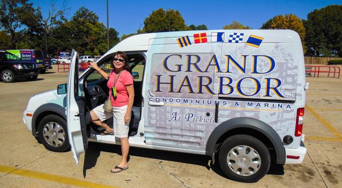 Time To Disembark At Grand Harbor Resort Marina