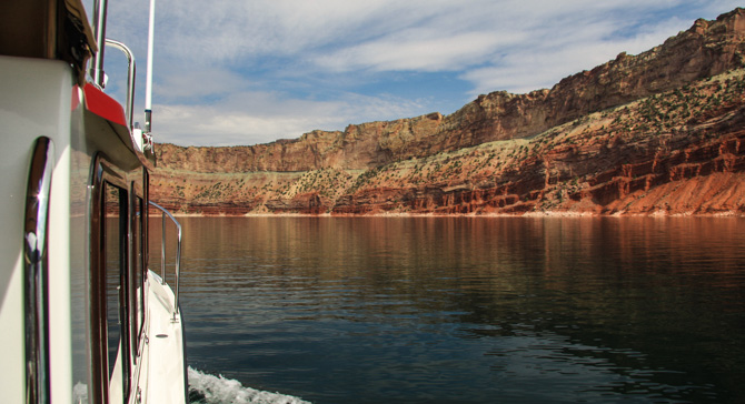 Simply Gorge•ous – Flaming Gorge Reservoir