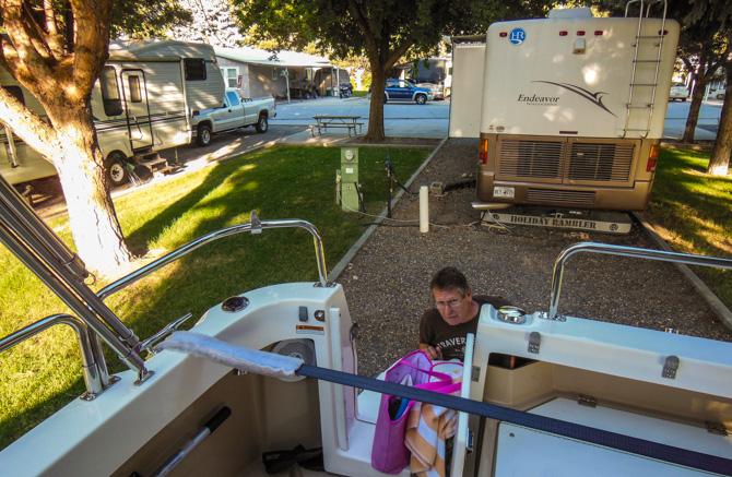 Boaterhoming In Fruitland, Idaho