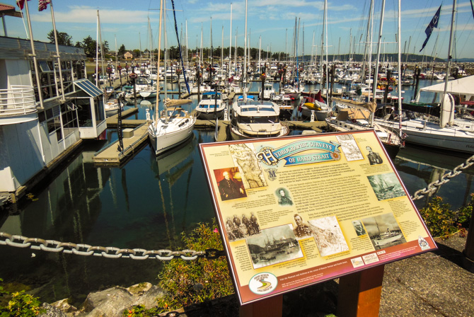 A Top-Notch Marina In Sidney – Vancouver Island, Canada