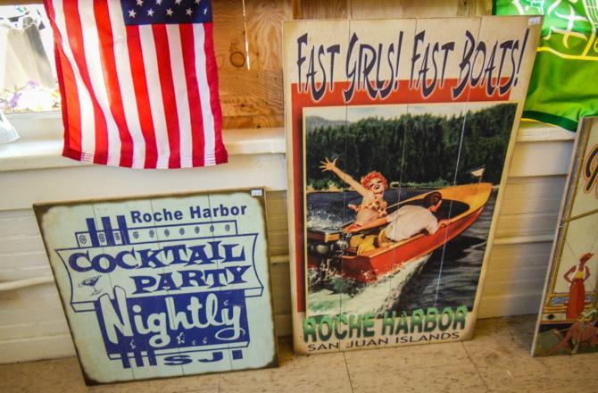 Roche Harbor – A Boating Mecca