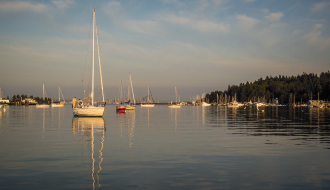 Eagle Harbor 10 Eagle Harbor Anchorage – Bainbridge Island, WA