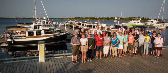 2014 Ranger Tugs/Cutwater North Channel Rendezvous – Many Thanks To All…
