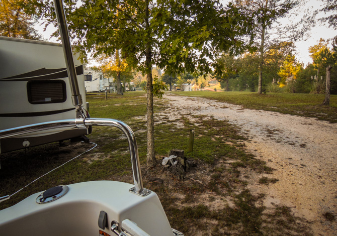1 RV Park 1 Cruising the Alabama, Florida Panhandle from Mobile Bay