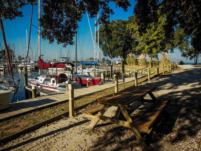 14 Eastern Shore Marina Cruising the Alabama, Florida Panhandle from Mobile Bay