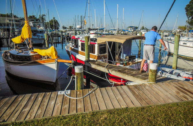 16 Eastern Shore Marina Cruising the Alabama, Florida Panhandle from Mobile Bay