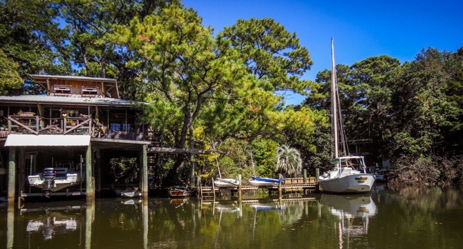 32 Fly Creek Cruising the Alabama, Florida Panhandle from Mobile Bay
