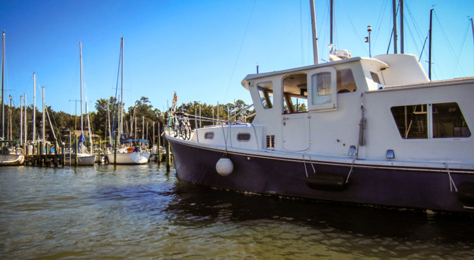 6 Eastern Shore Marina Cruising the Alabama, Florida Panhandle from Mobile Bay