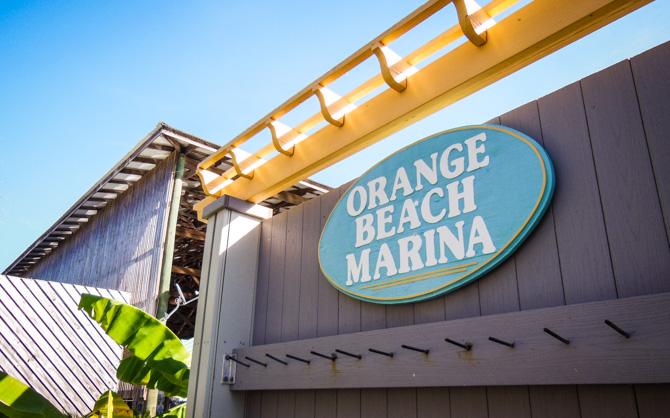 Orange Beach 1 Staying at Orange Beach Marina – Visiting the National Naval Aviation Museum