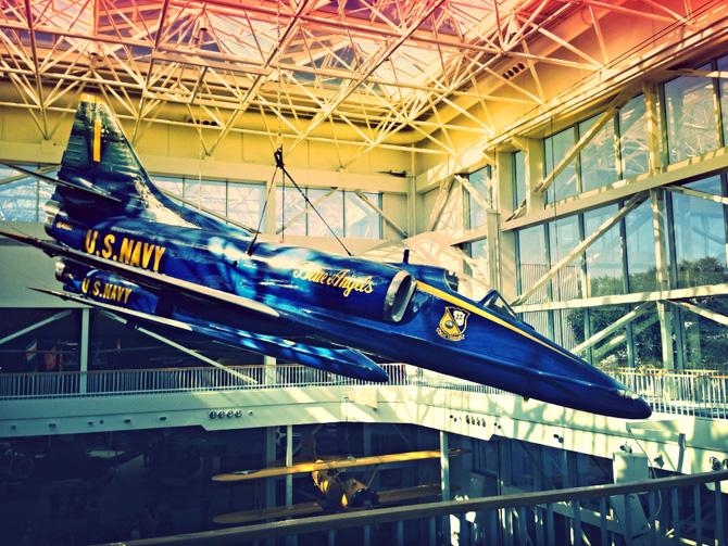 Orange Beach 11 Staying at Orange Beach Marina – Visiting the National Naval Aviation Museum