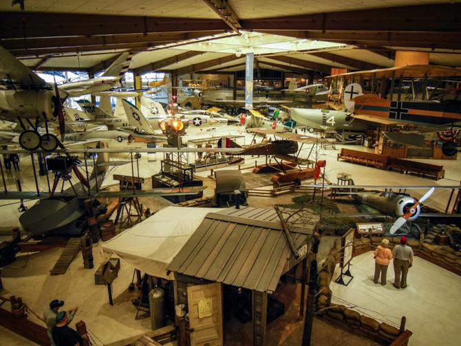 Orange Beach 13 Staying at Orange Beach Marina – Visiting the National Naval Aviation Museum