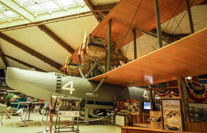 Orange Beach 14 Staying at Orange Beach Marina – Visiting the National Naval Aviation Museum