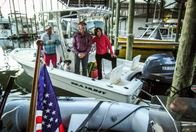 Orange Beach 6 Staying at Orange Beach Marina – Visiting the National Naval Aviation Museum