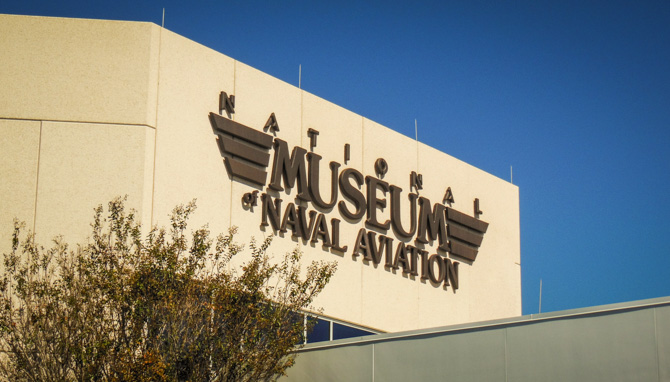 Orange Beach 9 Staying at Orange Beach Marina – Visiting the National Naval Aviation Museum