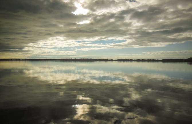 Pristine Anchorage at Mullet Key – Fort DeSoto State Park, Florida