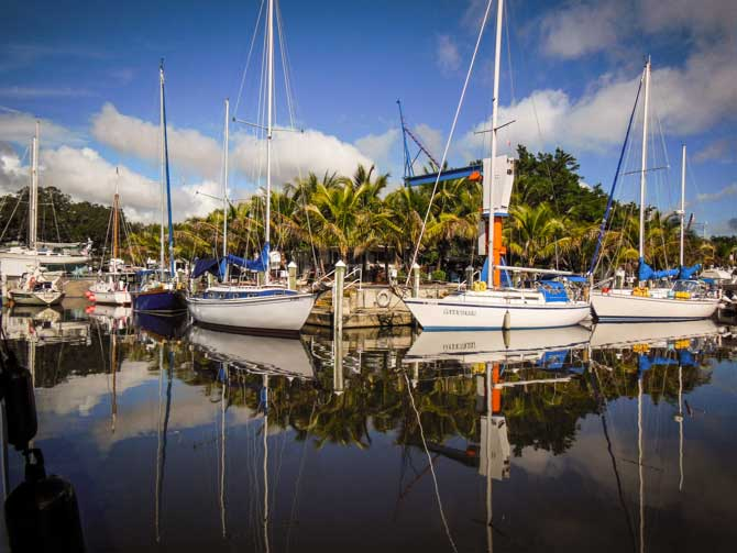 Indiantown Marina, Florida