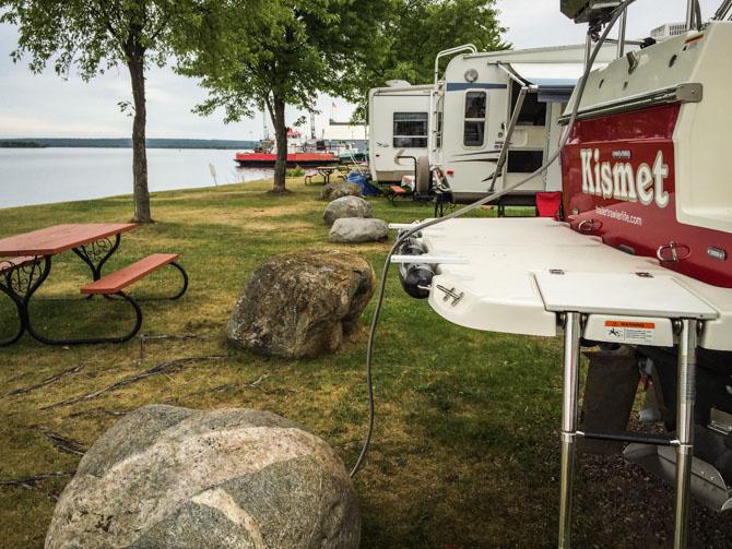Boaterhoming – Sault Ste. Marie
