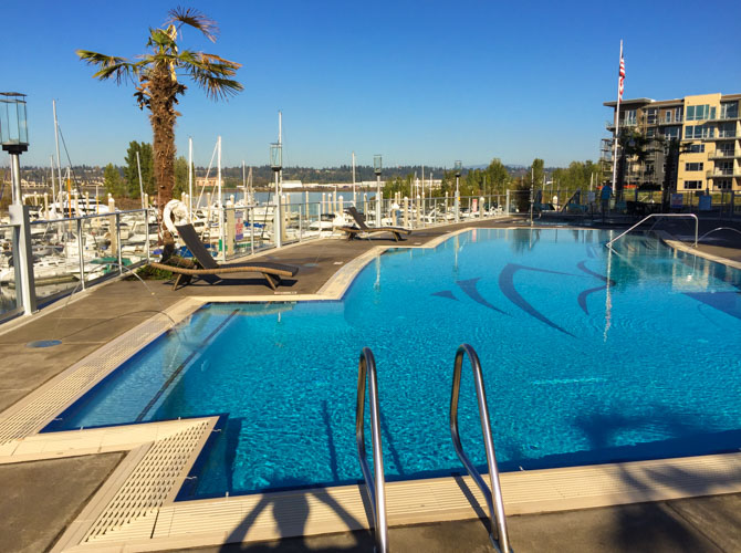 Salpare Bay Marina – On The Columbia River – Portland, Oregon