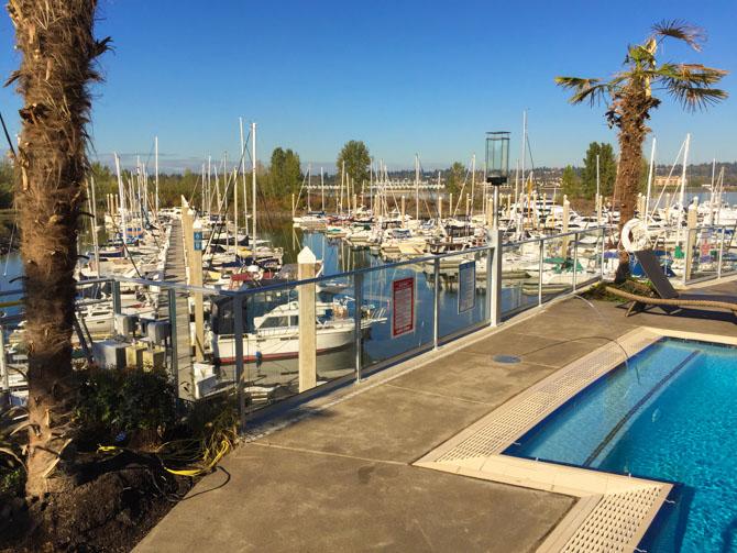 Salpare Bay Marina – On the Columbia River