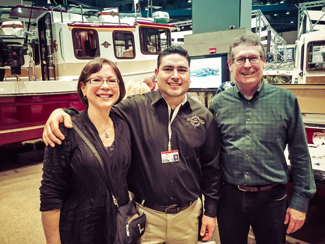 Seattle Boat Show 10